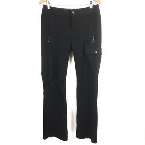 Athleta Size 8 Black Pants Size 8
